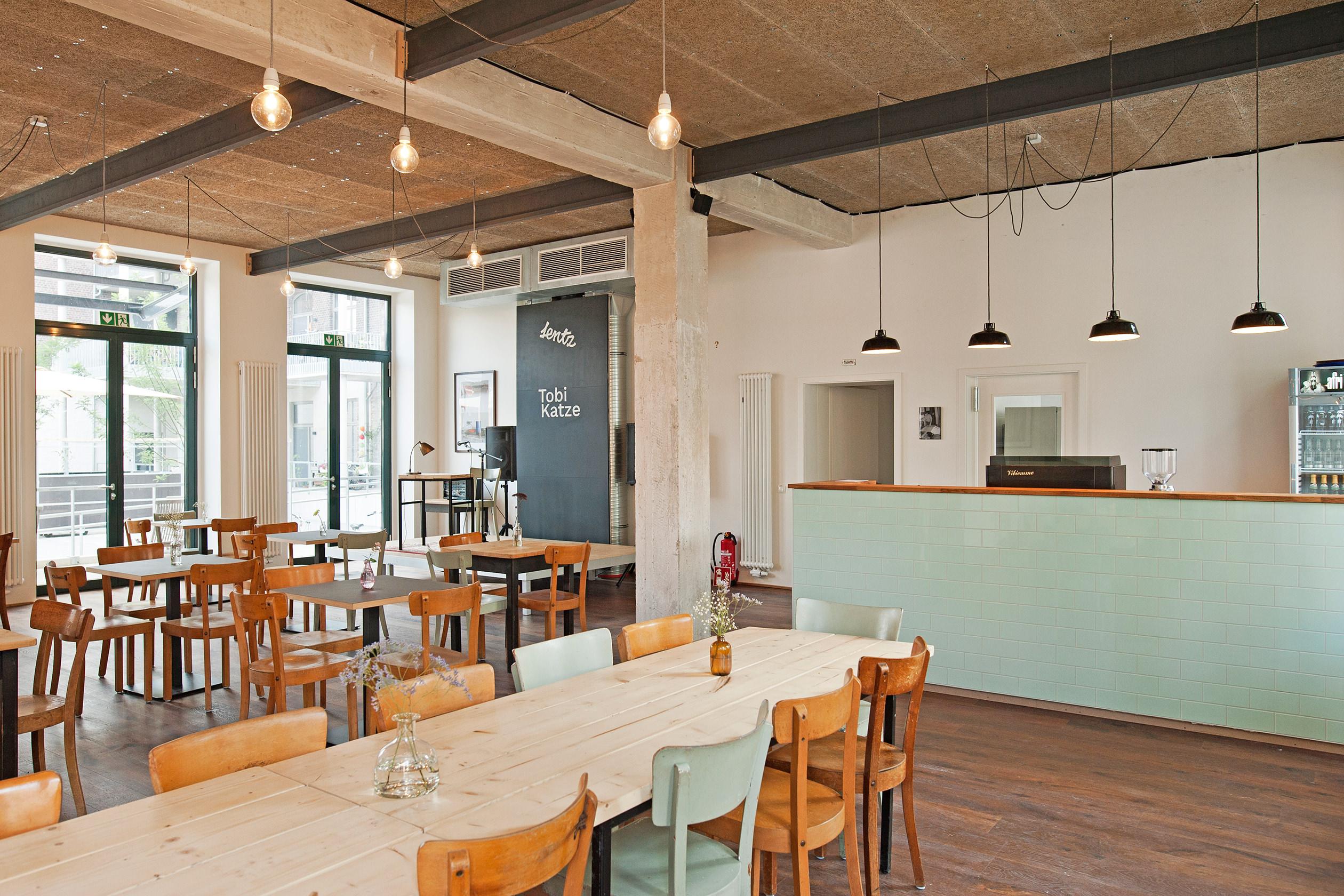 "Das ehemalige Kulturcafé ""Lentz"" | Foto: Simon Erath"